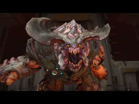 Doom Official Nintendo Switch Launch Trailer
