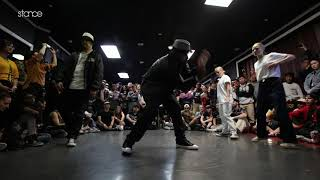 Kid Boogie & Boogie Frantick vs Skitzo Flex – FREESTYLE SESSION 2018 POPPING TOP16
