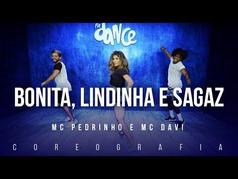 Bonita, Lindinha e Sagaz - MC Pedrinho e MC Davi  FitDance TV (Coreografia) Dance Video