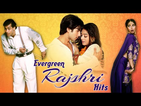 Evergreen Rajshri Songs Jukebox | All Time Popular Hit Songs Collection