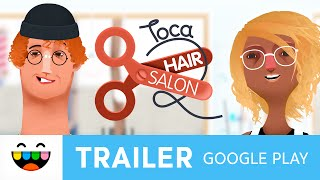 Toca Hair Salon 2 YouTube video