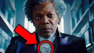 GLASS Trailer Breakdown! Unbreakable Easter Eggs Explained! #NerdTalk