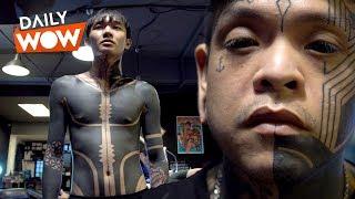Video I Tattoo Your Whole Body Black MP3, 3GP, MP4, WEBM, AVI, FLV Februari 2019