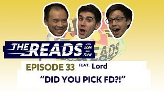 HE PLAYS ON A KEYBOARD?! || The Reads Episode 33 ft. Lord