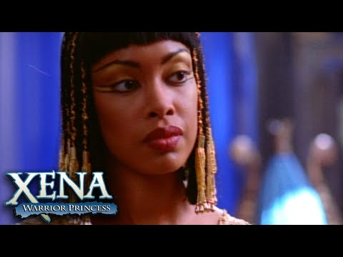 Cleopatra, a Powerful Woman | Xena: Warrior Princess
