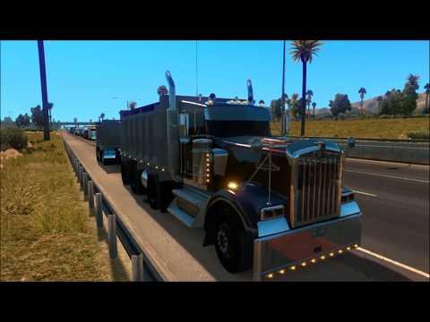 W900 Dump Truck v1.0