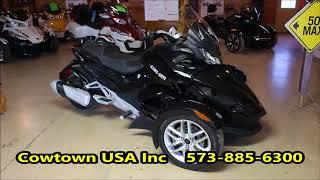 10. 2014 Black Spyder ST SE5
