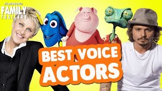 Video Top 10 Celebrity Voice Actors from Animated Family Movies MP3, 3GP, MP4, WEBM, AVI, FLV April 2019