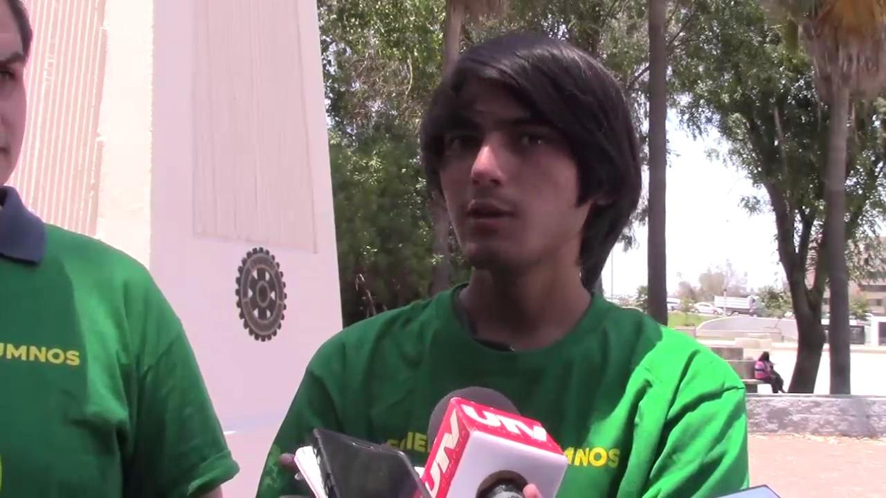 Estudiantes convocan a manifestación contra el aumento al transporte