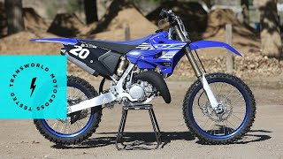 2. 2019 Yamaha YZ125 | Technical Briefing