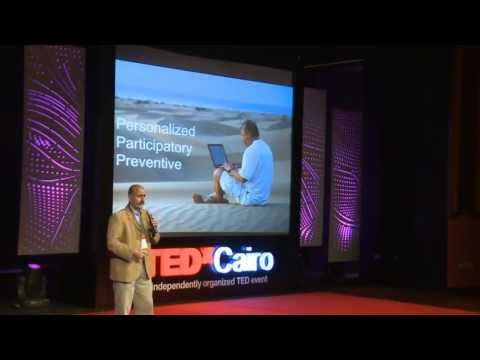 Telehealth -- the future is now: Wael Abdel Aal at TEDxCairo 2012
