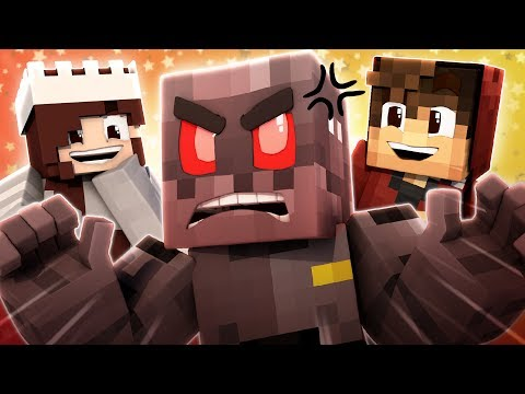 Minecraft Hide And Seek: Rage, Wife & Son! (Funny Moments)