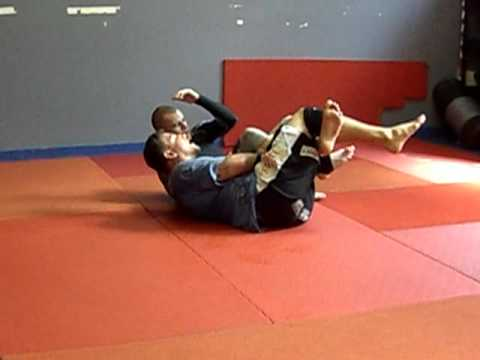 Frank Mir How To Flip Over Sweep and Butt Flop Counter