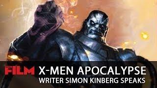 X-Men: Apocalypse - writer Simon Kinberg reveals plot