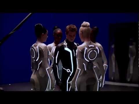 TRON Costumes Making OF