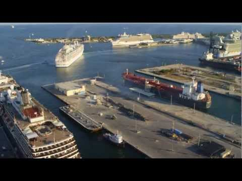 port - Port Everglades Overview - The Evolution of Port Everglades.
