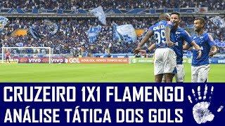 O Cruzeiro não conseguiu a terceira vitória consecutiva no Brasileirão contra o Flamengo, mas fez um bom jogo e poderia ter melhor sorte caso não tivesse cometido erros pontuais. Confira a análise tática dos lances que definiram o empate por 1 a 1.AJUDA NÓIS! DEIXA SEU LIKE, COMPARTILHE O VÍDEO COM OS AMIGOS E SE INSCREVA NO CANAL! REDES SOCIAIS DO SEIS A UM:Facebook: https://www.facebook.com/canal6a1Instagram: https://www.instagram.com/seisaumTwitter: https://www.twitter.com/canal6a1