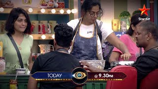 #Avinash & #AmmaRajasekhar playing around with housemates ? #BiggBossTelugu4 today at 9:30 PM