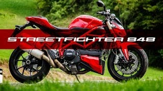 4. Ducati Streetfighter 848 - MotoGeo Review