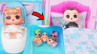 Video LOL Surprise Dolls Baby Get Married + Barbie Store | Toy Egg Videos MP3, 3GP, MP4, WEBM, AVI, FLV Mei 2019