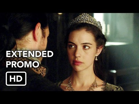 """Reign 4x09 Extended Promo """"Pulling Strings"""" (HD) Season 4 Episode 9 Extended Promo"""