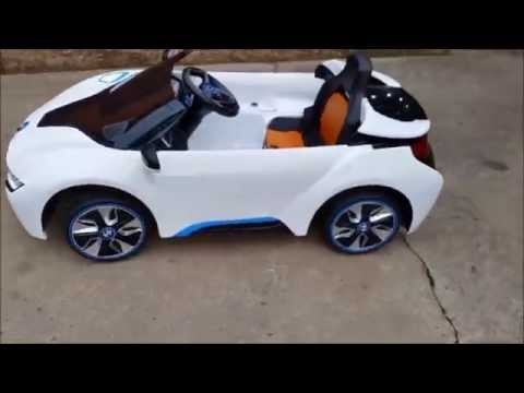 es toys kinder elektroauto bmw i8 ivision kaufen bei. Black Bedroom Furniture Sets. Home Design Ideas