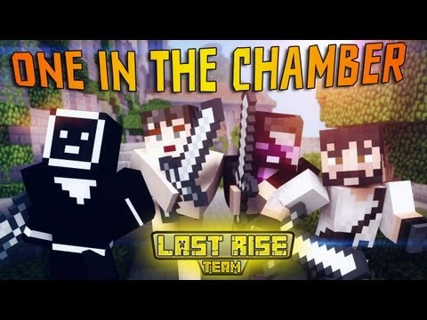 ONE IN THE CHAMBER - Квартет (Minecraft MiniGame) [LastRise]