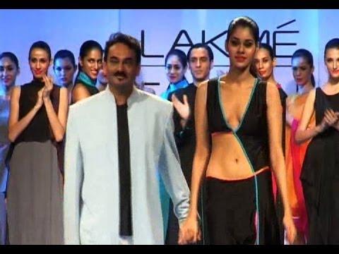 Wendell Rodricks Stunning Collection - Lakme Fashion Week 2012