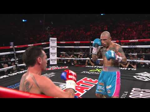 boxe: miguel cotto vs daniel geale - highlights