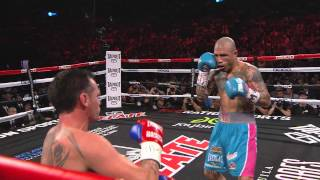 Miguel Cotto vs Daniel Geale - World Middleweight Title
