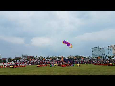 Khai mạc Đại hội TDTT Thị xã Cửa Lò lần thứ VI năm 2017