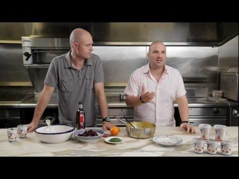 George Calombaris And Travis McCauley Shares Their Bulla Sour Cream Tips
