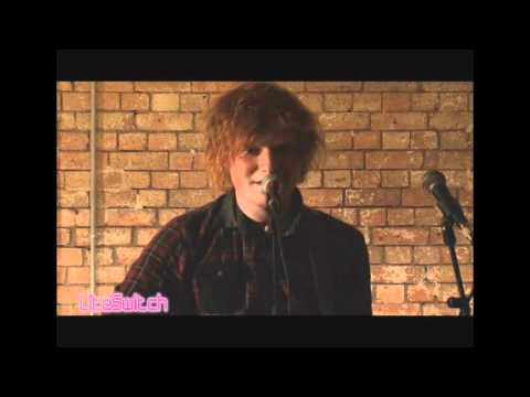 """Ed Sheeran - """"Wake Me Up"""" (This Is Wired)"""
