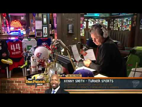 Kenny Smith on The Dan Patrick Show 2/15/13