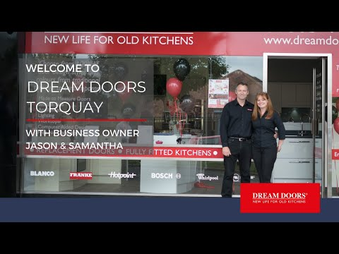 Torquay Kitchen Showroom video