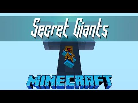 Minecraft – 5 Secret Giants of Minecraft