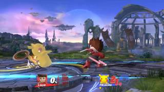 Mii Swordfighter is now broken