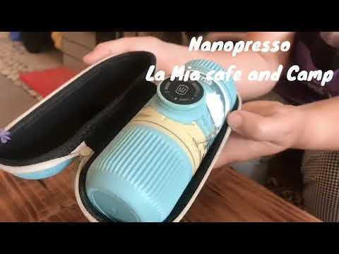 Đập hộp Nanopresso