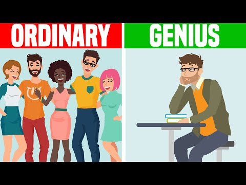 The 12 Signs of Genius Level Intelligence