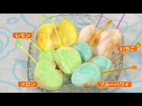 【コレ天】かき氷シロップでメロンパン&お麩アイス!?