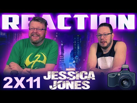 "Jessica Jones 2x11 REACTION!! ""AKA Three Lives and Counting"""