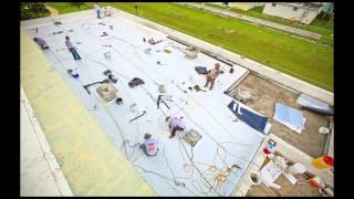 The Sound of Best Roofers Timelapse Sequence