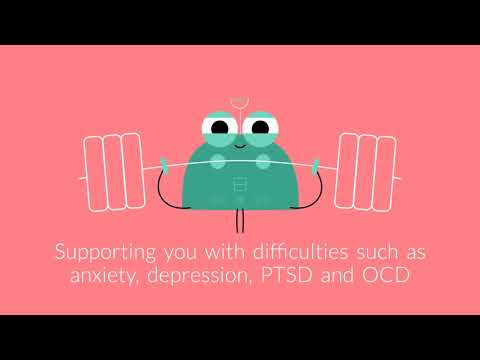 Therapy for anxiety and depression