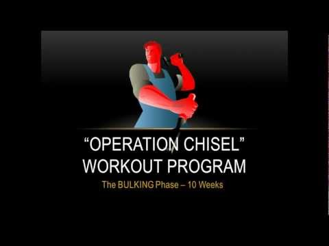 """Build Muscle Mass"" Bodybuilding Workout Program"