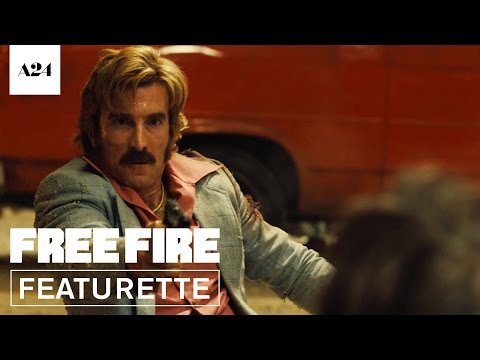 Free Fire (Featurette 'Vernon')