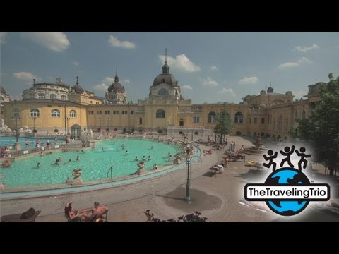 Budapest, Hungary - Sneak Peek - The Traveling Trio