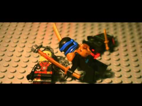 Lego Ninjas VS Zombies