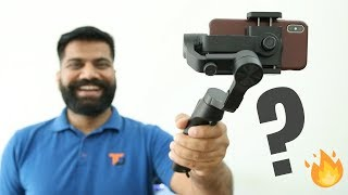 Moza Mini Mi Smartphone Gimbal with Wireless Charging ⚡️🔥🔥🔥