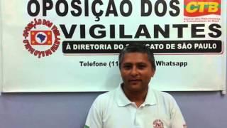 20 DE JUNHO DIA NACIONAL DOS VIGILANTE A oposição dos vigiantes de São Paulo na pessoa do seu coordenador Geral DAMIÃO VIGILANTE ...