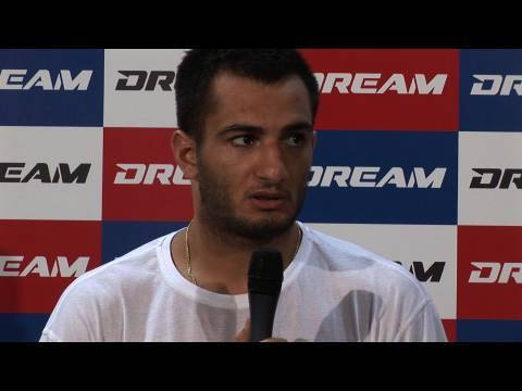 Gegard Mousasi  PostFight Interview